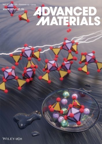 materials science journal cover