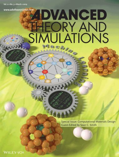 chemistry journal cover